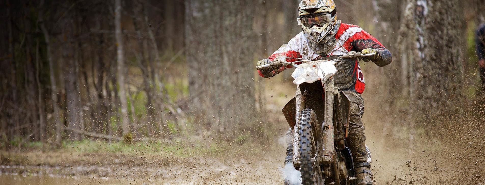 Фото 1 - Драйв на внедорожном мотоцикле