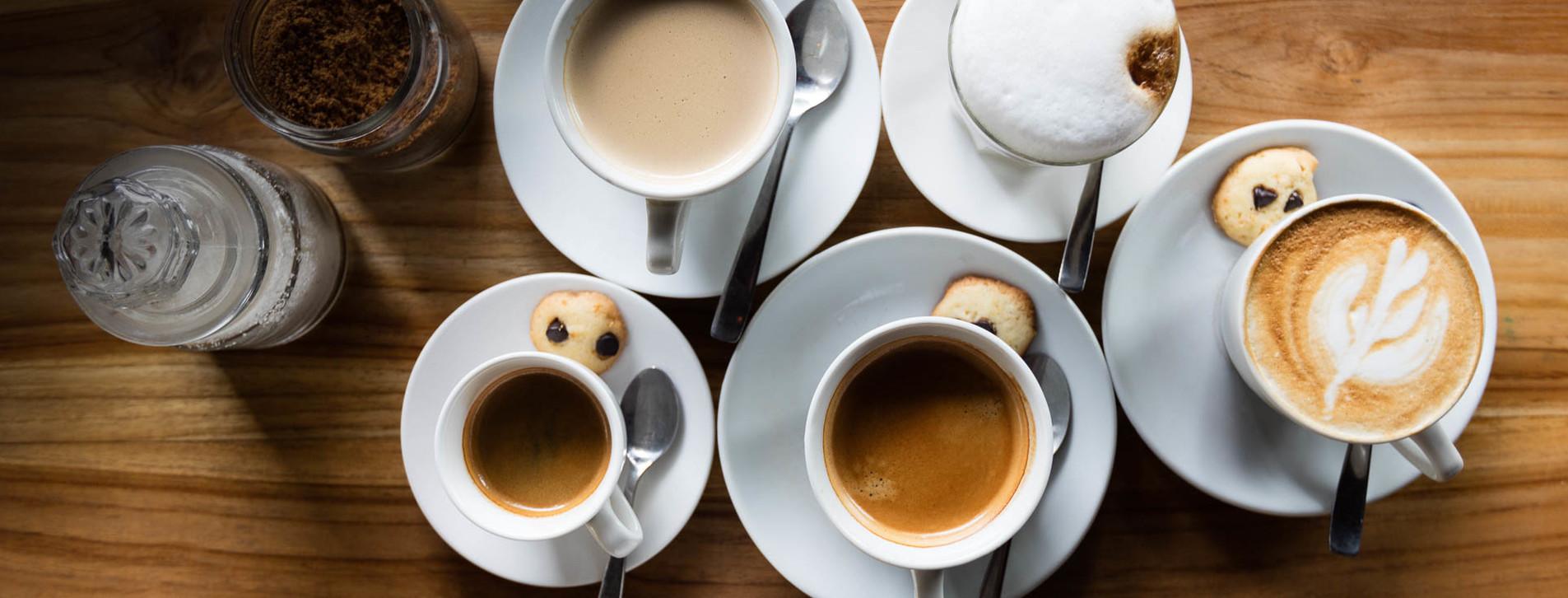 Фото 1 - Дегустация кофе для двоих