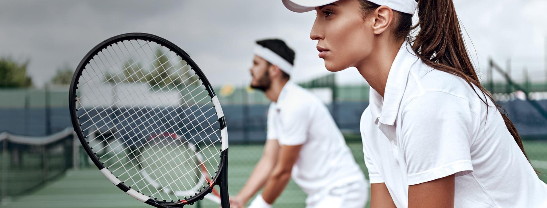 Фото - Майстер-клас великого тенісу для двох