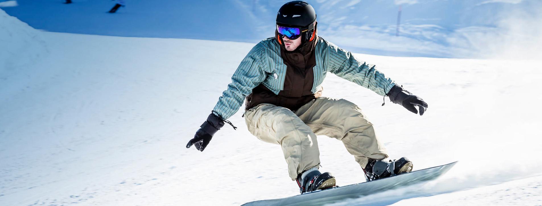 Фото 1 - Майстер-клас катання на лижах/сноуборді