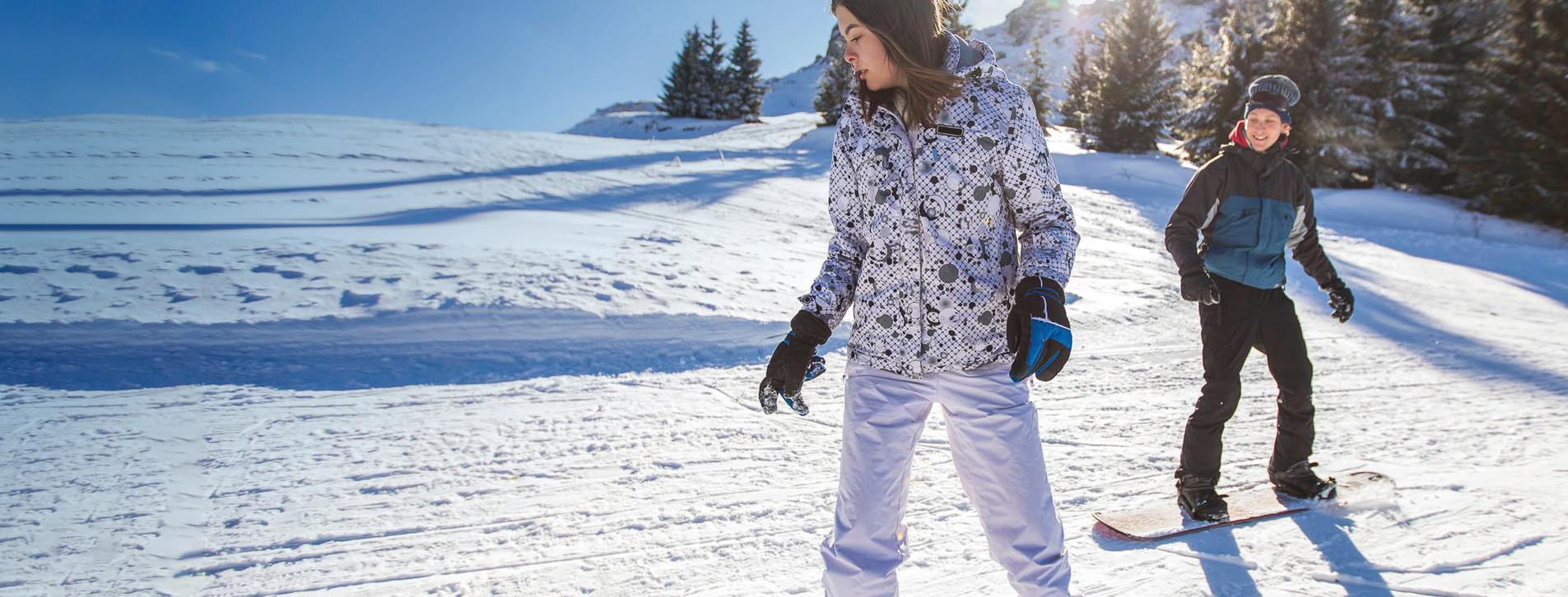 Фото 1 - Мастер-класс катания на лыжах/сноуборде для двоих