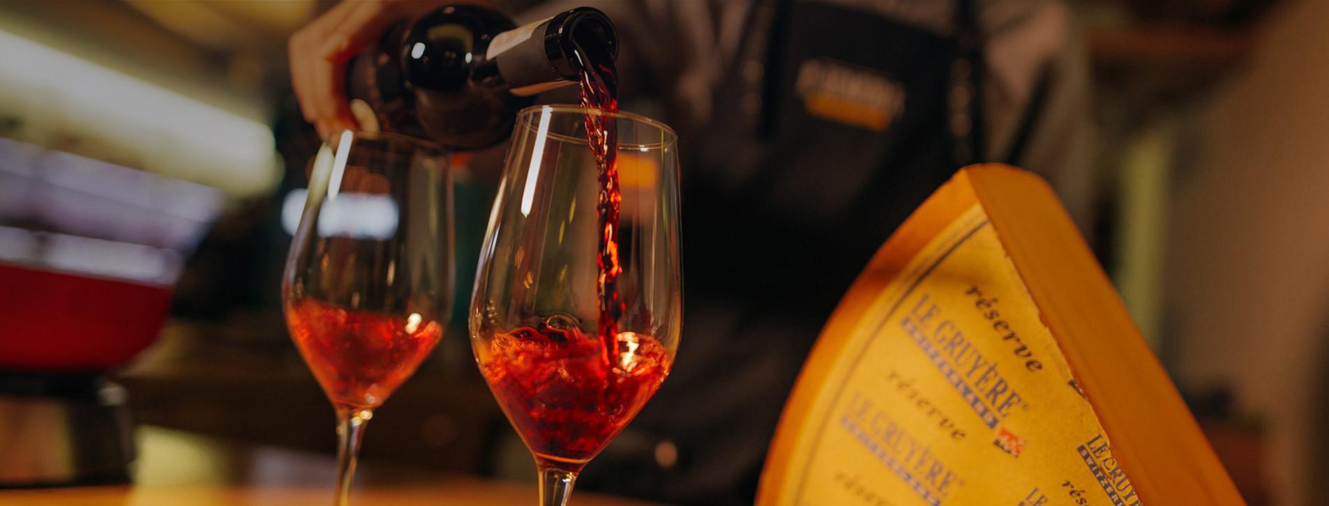 Фото 1 - Дегустация вина и сыра для двоих