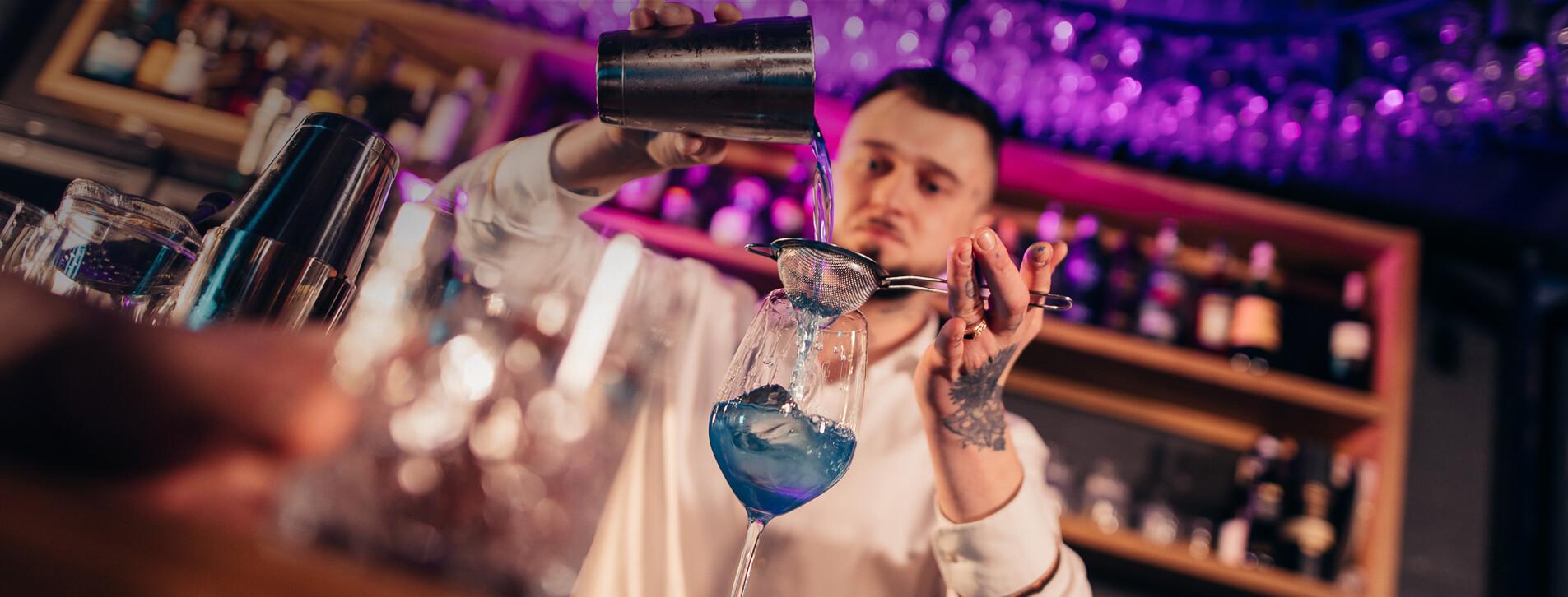 Фото 1 - Мастер-класс коктейлей