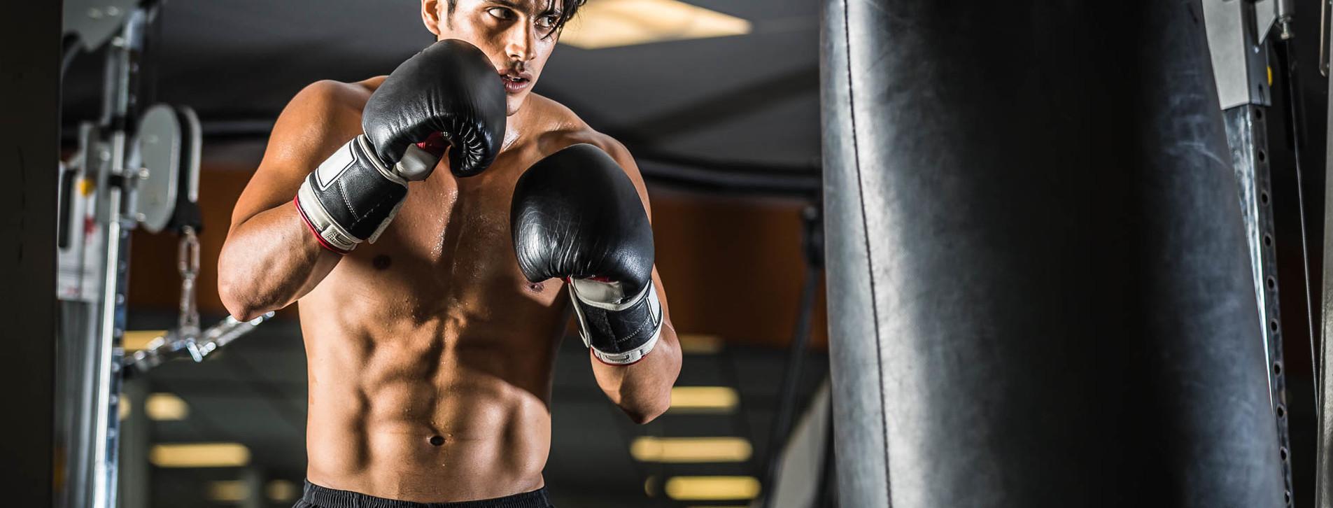 Фото 1 - Мастер-класс бокса