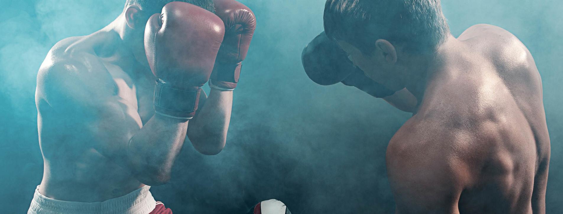 Фото - Мастер-класс бокса для двоих