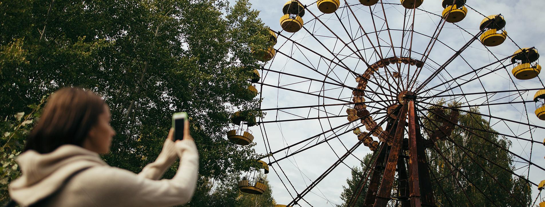 Фото - Экскурсия в Чернобыль для двоих