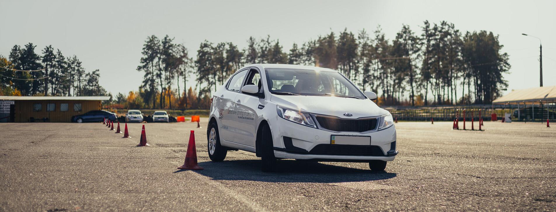 Фото 1 - Курс экстремального вождения