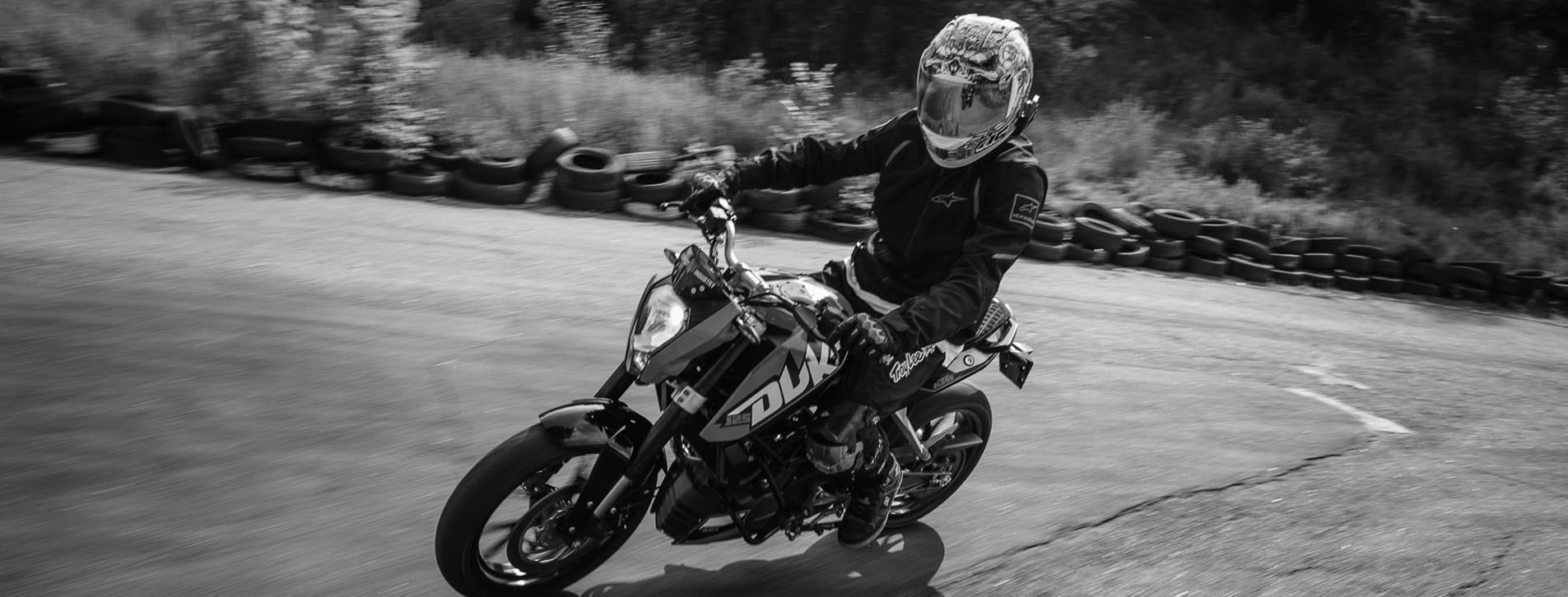 Фото 1 - Курс їзди на мотоциклі
