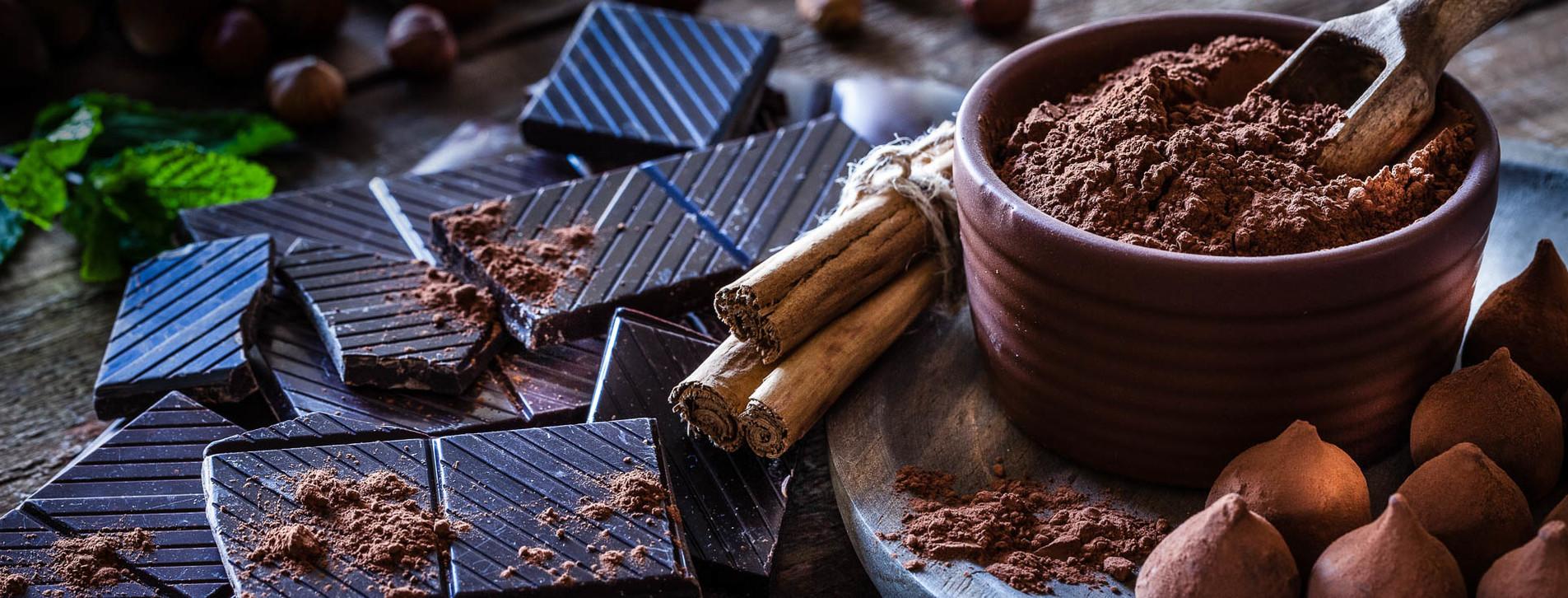 Фото 1 - VIP шоколадный мастер-класс