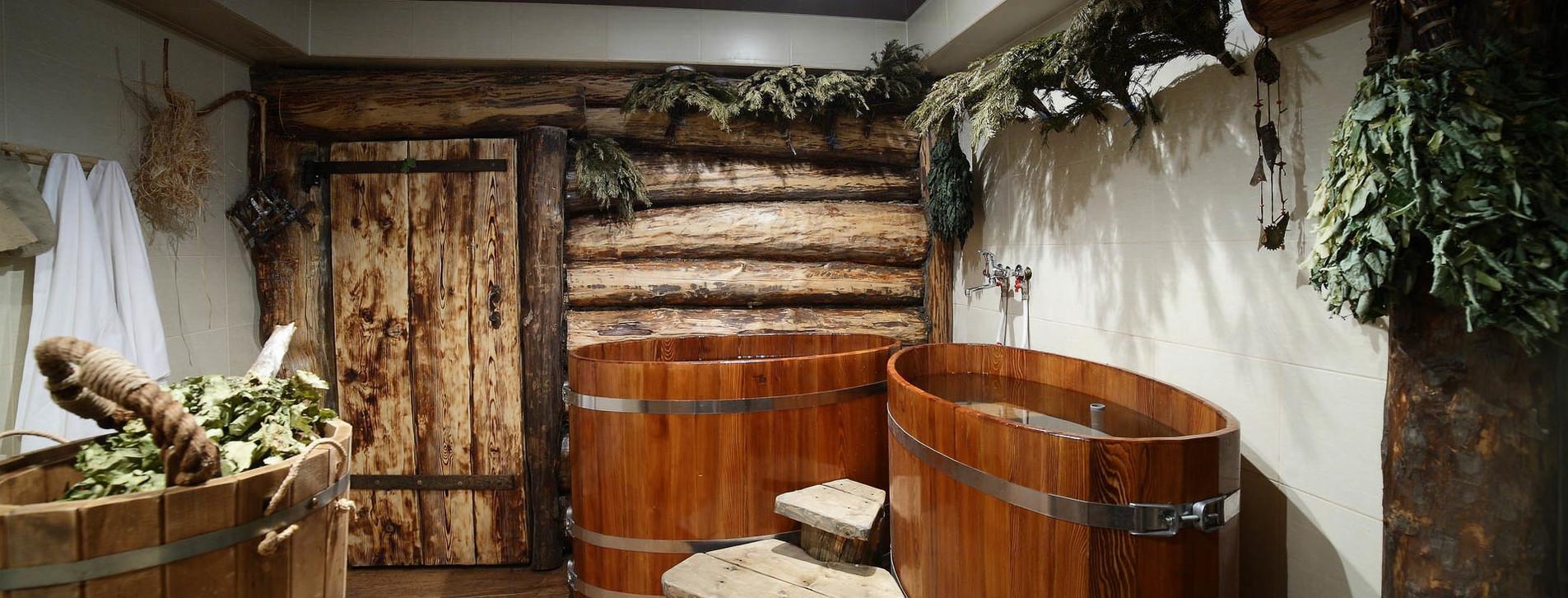 Фото - Русская баня для компании