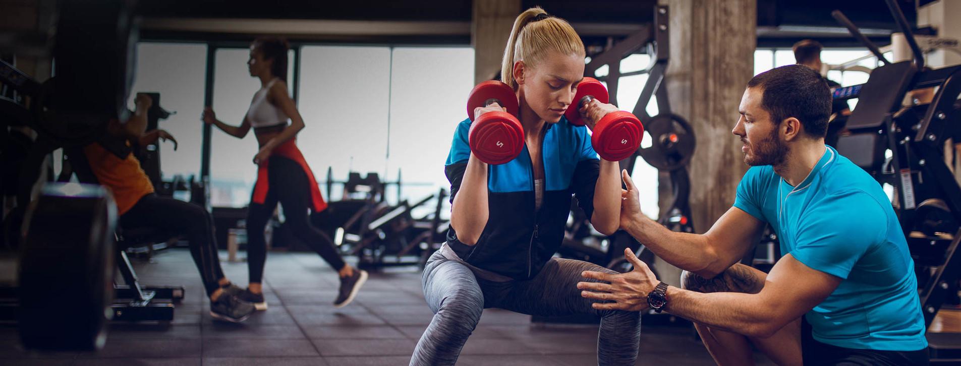 Фото 1 - Персональный фитнес-тренер