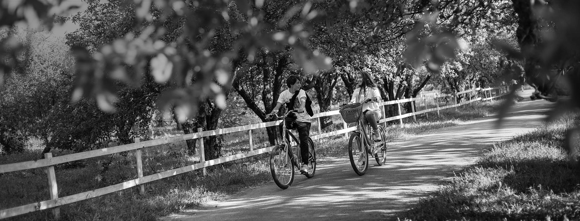 Фото 1 - Прогулка на круизерах для двоих