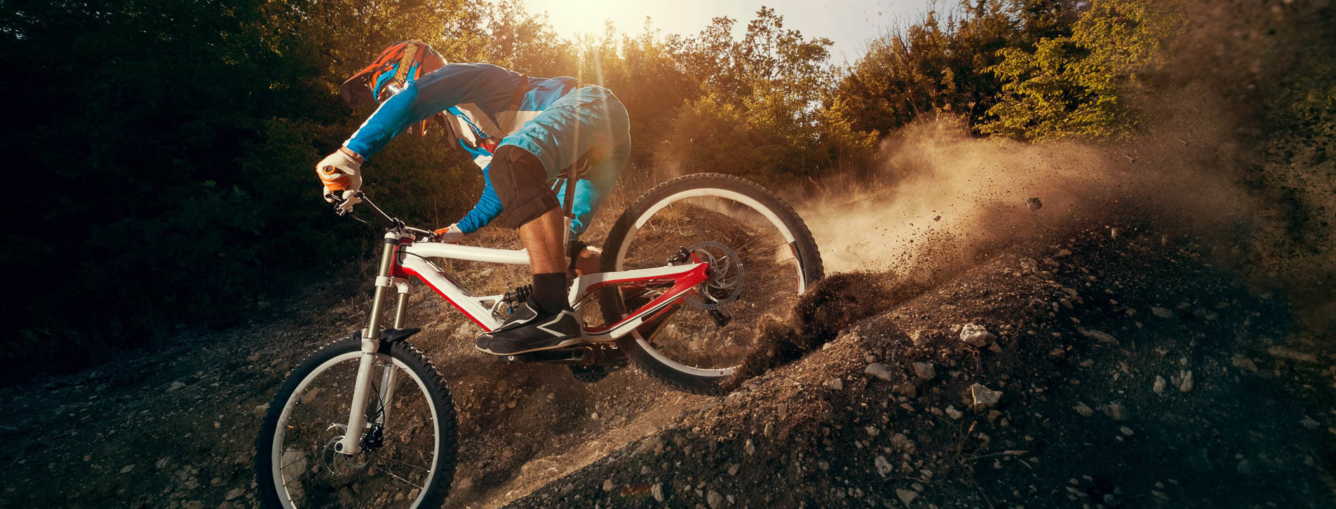 Фото 1 - Урок экстремального велодрайва