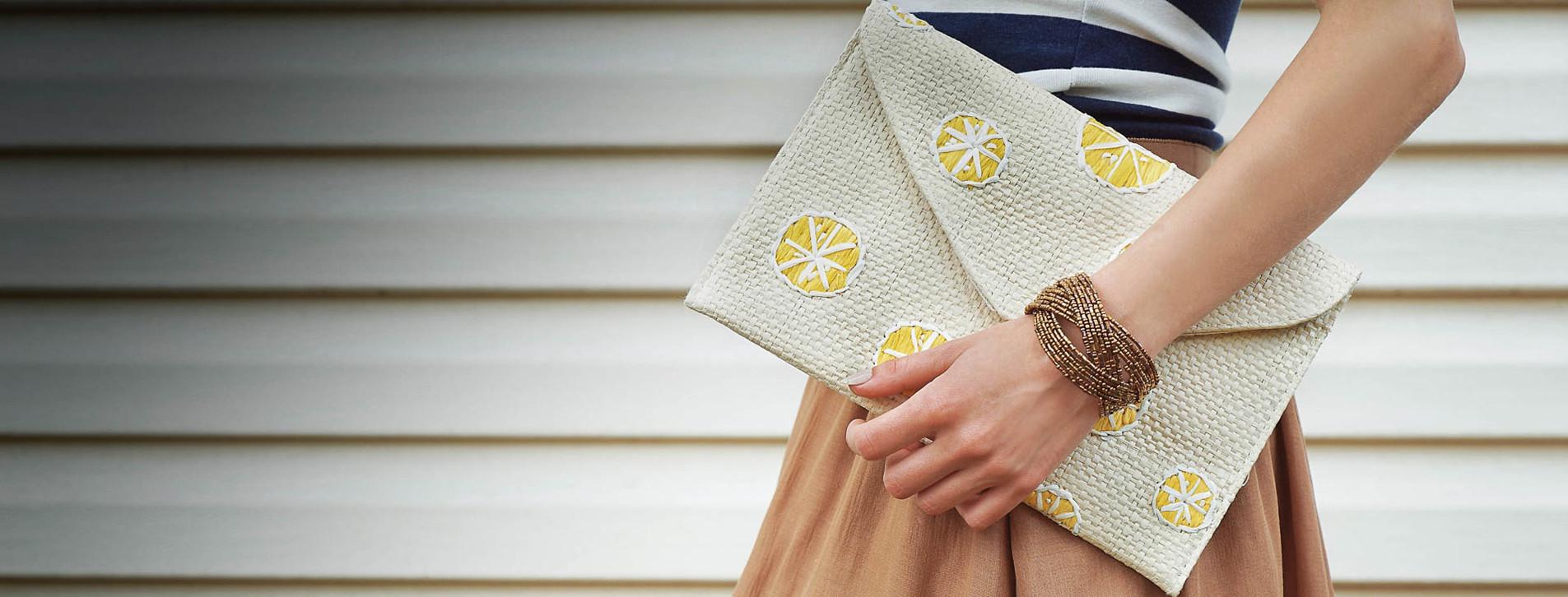Фото 1 - Индивидуальный пошив клатча