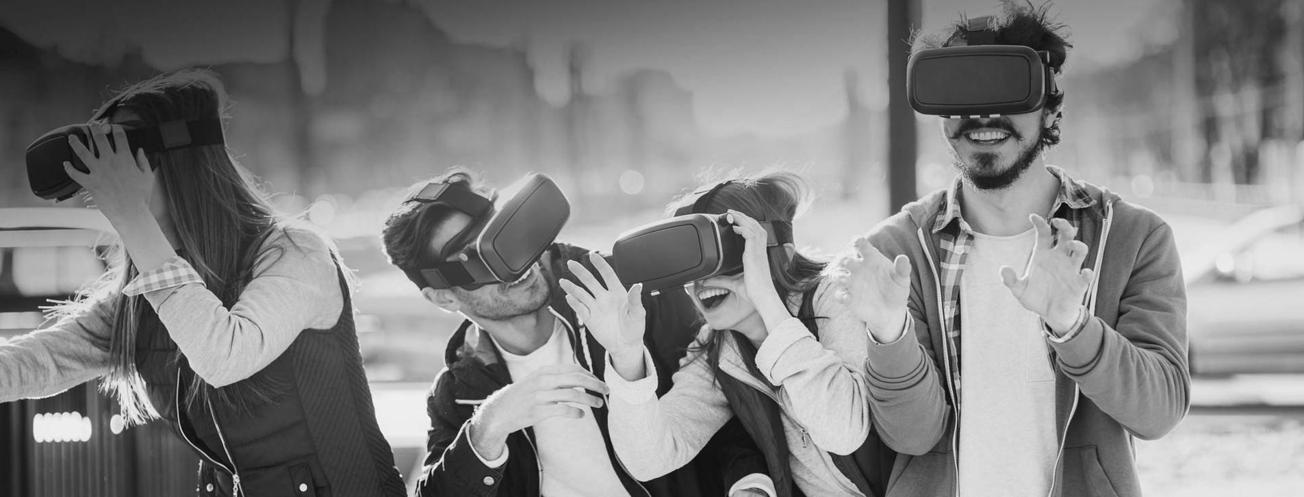Фото - Квест виртуальной реальности