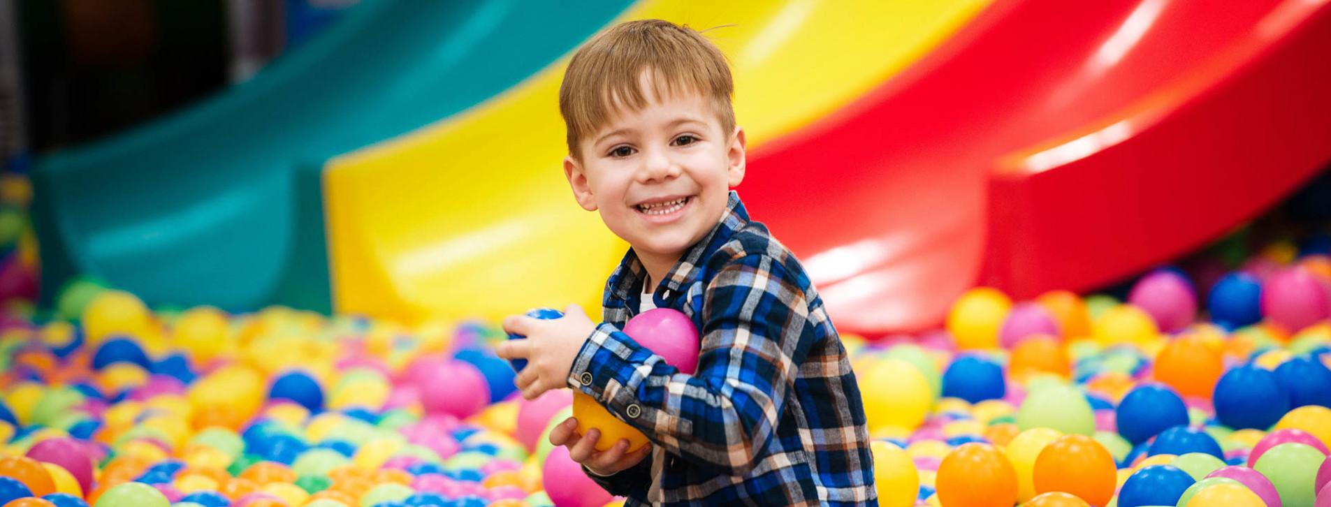 Фото 1 - Детский парк развлечений для двоих