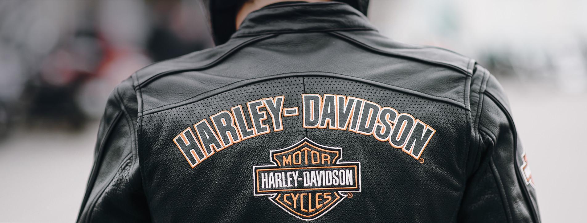 Фото - Урок на Harley-Davidson