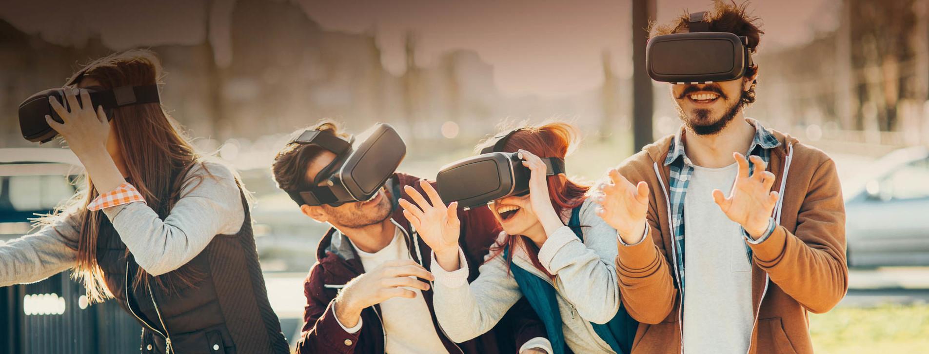 Фото 1 - Квест виртуальной реальности