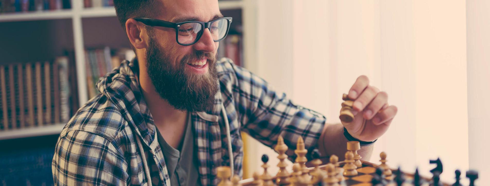 Фото - Мастер-класс игры в шахматы