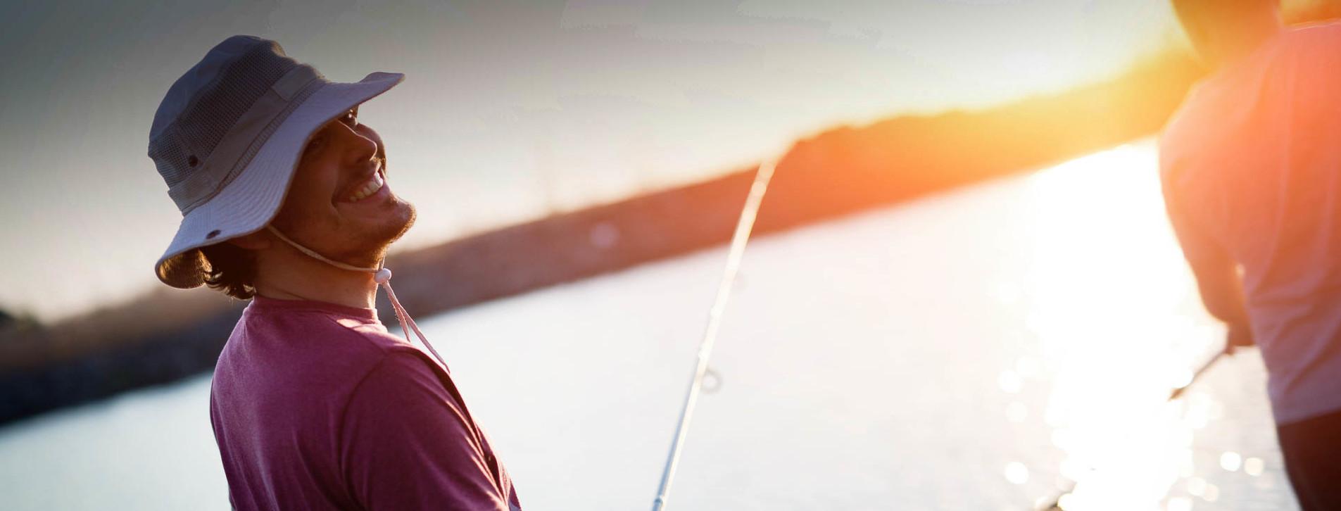 Фото 1 - День на рыбалке для двоих