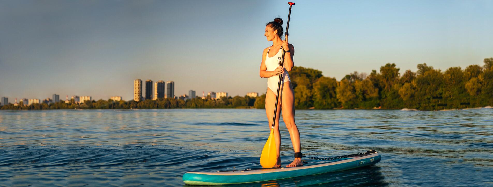 Фото 1 - SUP-серфинг