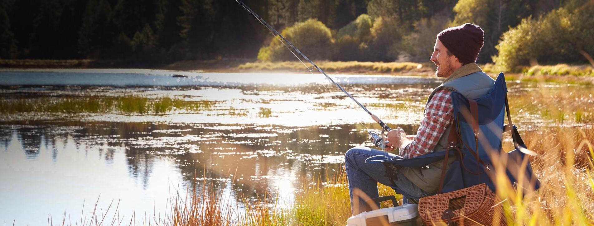 Фото 1 - День на рыбалке