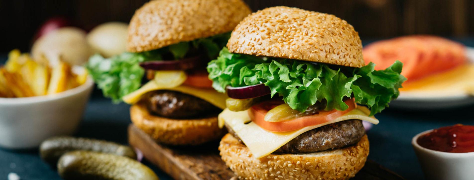 Фото 1 - Урок приготовления бургеров