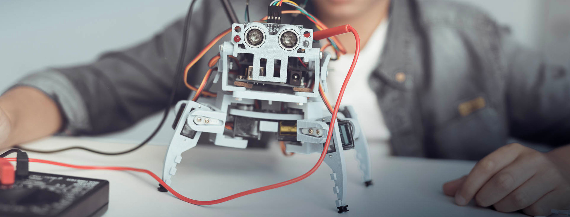 Фото 1 - Курс робототехники