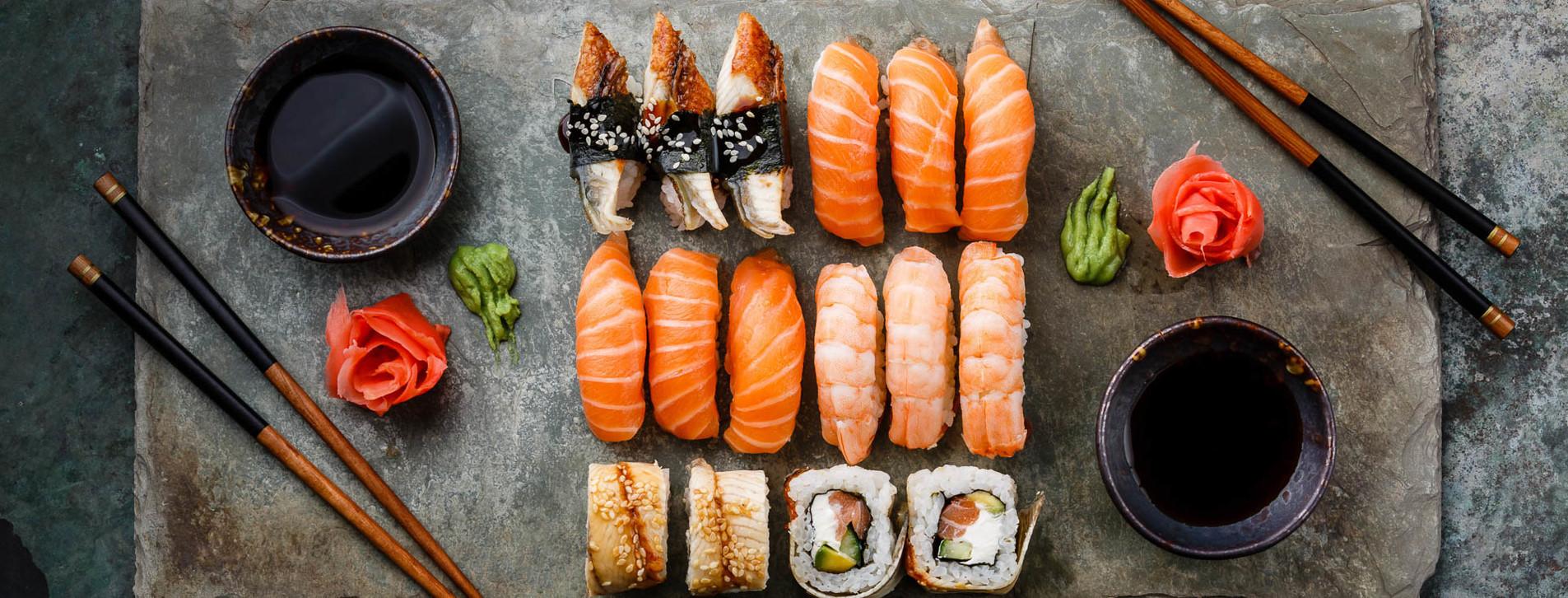 Фото 1 - Мастер-класс суши