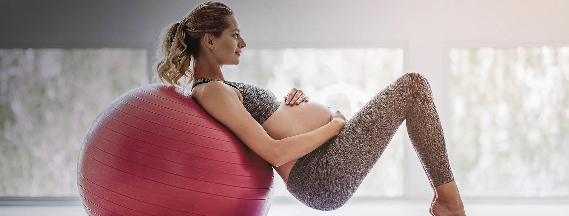 Фото - Йога для беременных