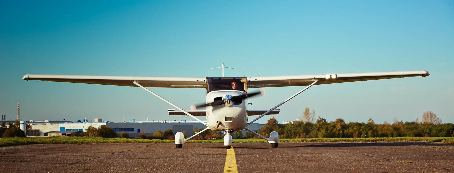 Фото 1 - Прогулка на самолете Long