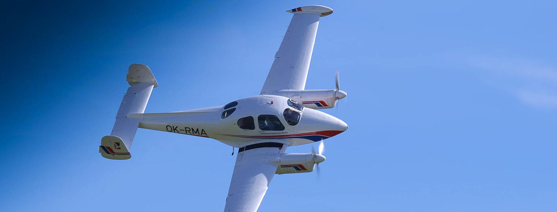 Фото 1 - Полет на самолете для компании
