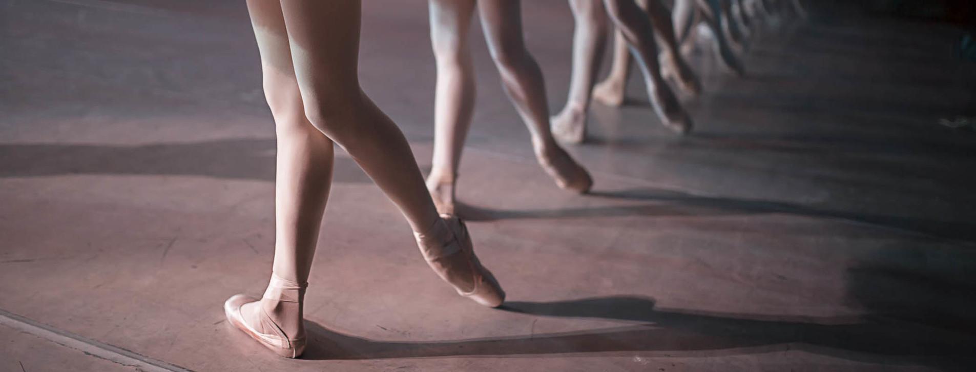 Фото 1 - Мастер-класс балета