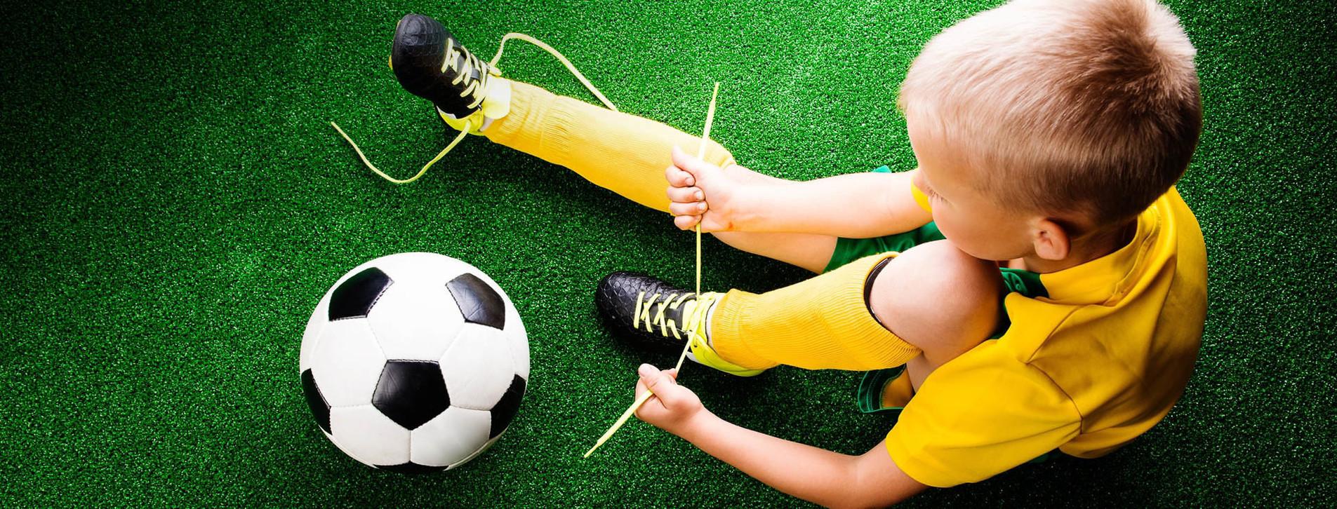 Фото 1 - Детская школа футбола