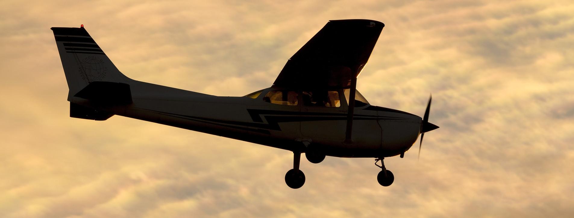 Фото - Полет на самолете для двоих Long