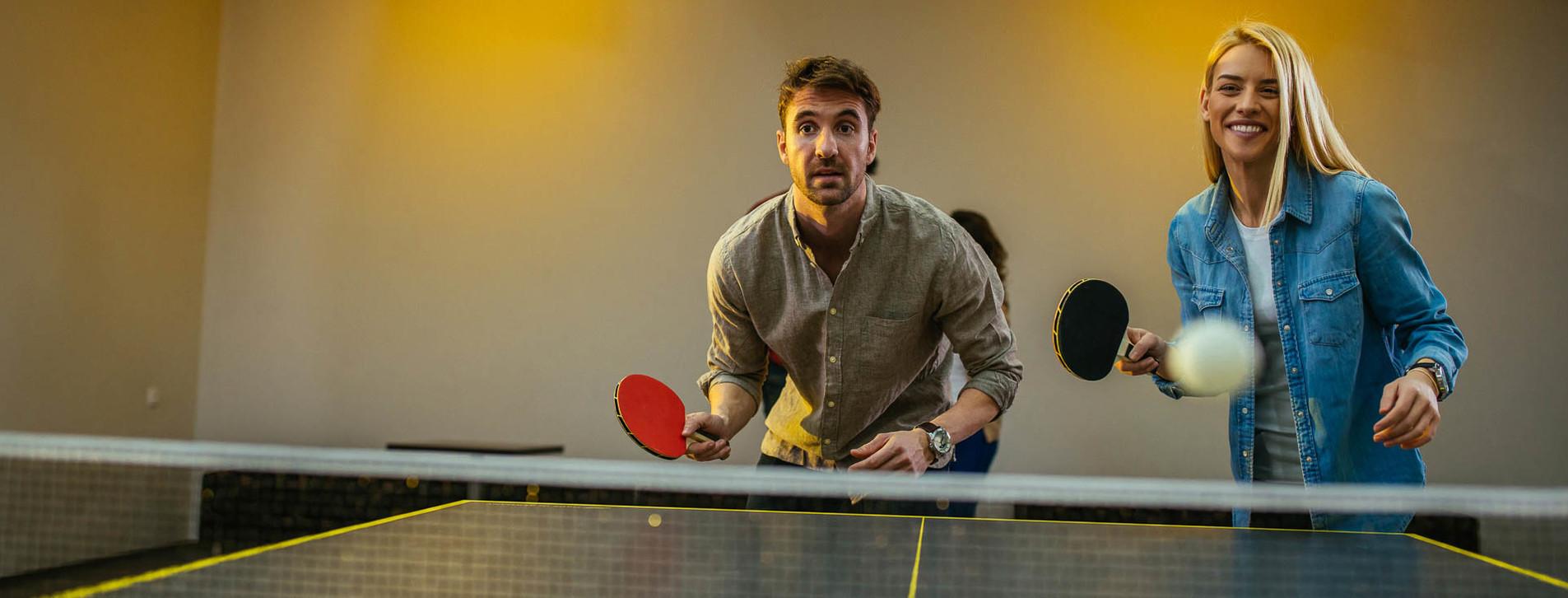 Фото 1 - Мастер-класс пинг-понга для двоих