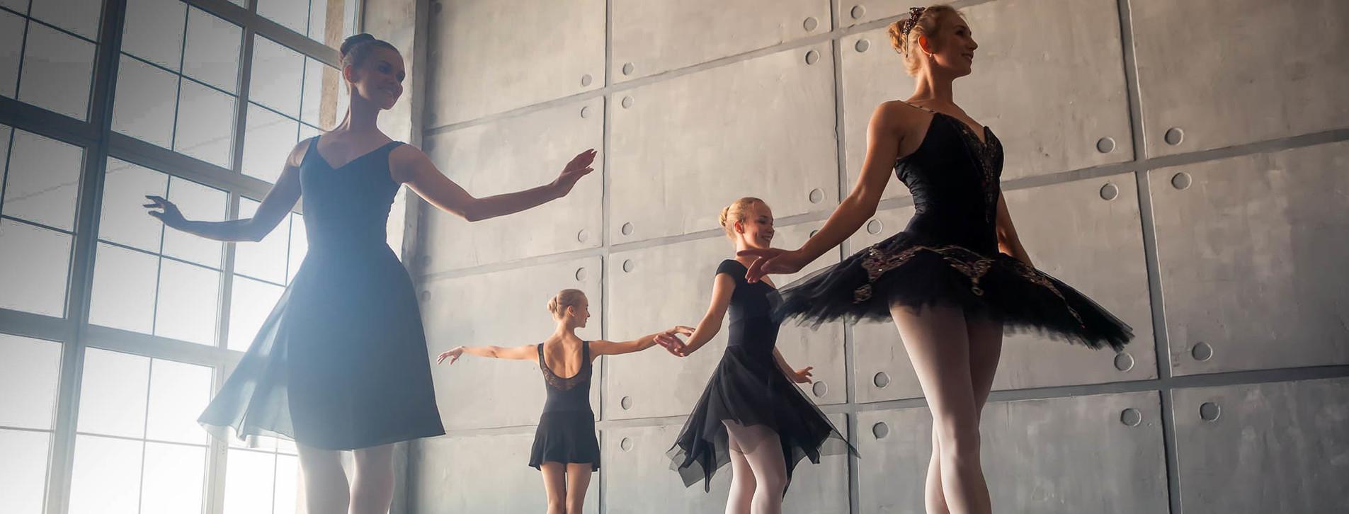 Фото 1 - Курс балета
