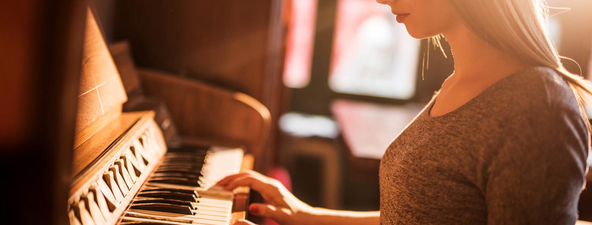 Фото 1 - Курс игры на фортепиано