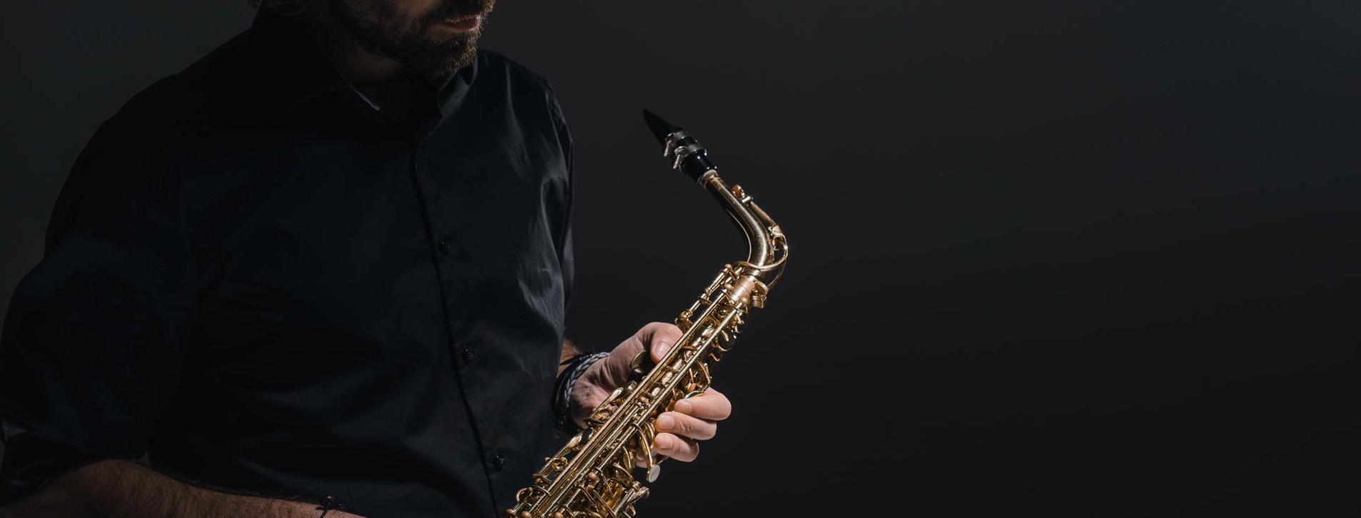 Фото 1 - Мастер-класс игры на саксофоне