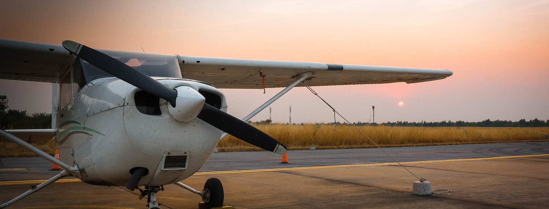 Фото 1 - Тренировочный полет на самолете Long