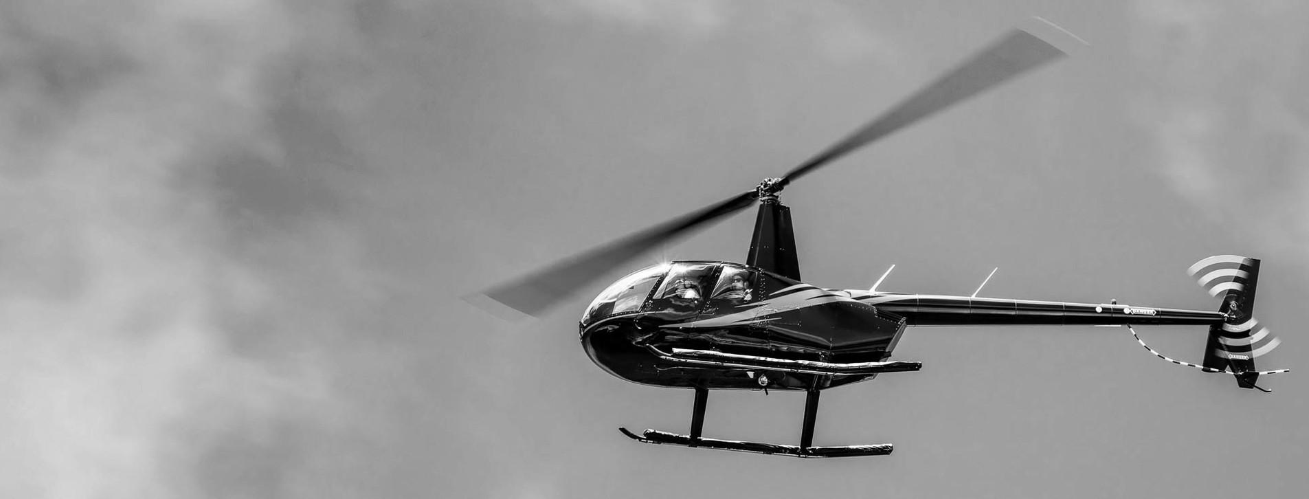 Фото 1 - Навчальний VIP політ на гелікоптері