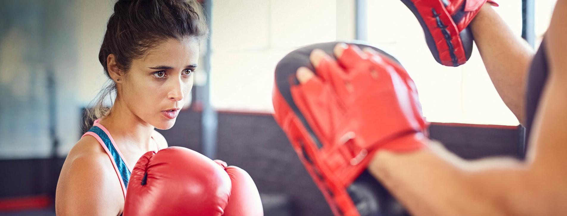 Фото 1 - Курс самообороны для женщин