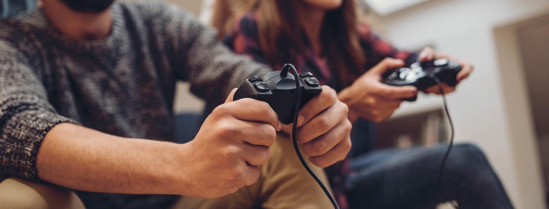 Фото 1 - Playstation в кинотеатре