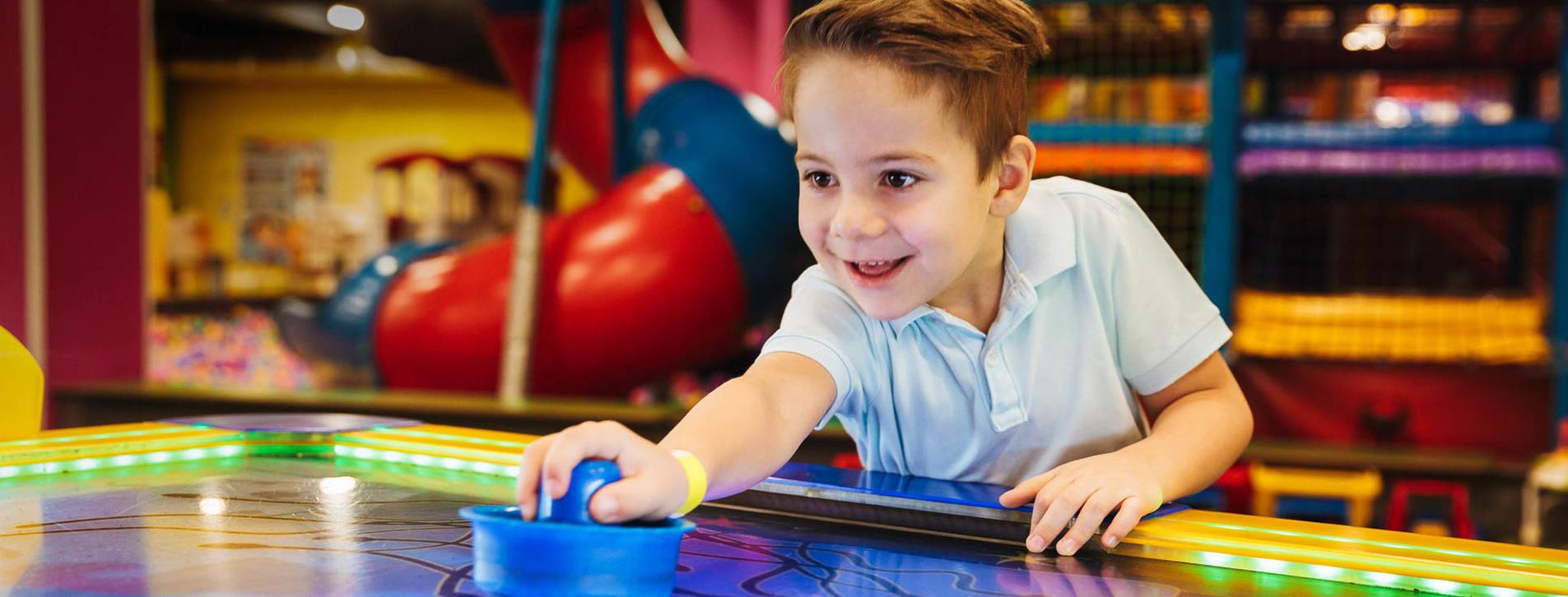 Фото 1 - Детский парк развлечений