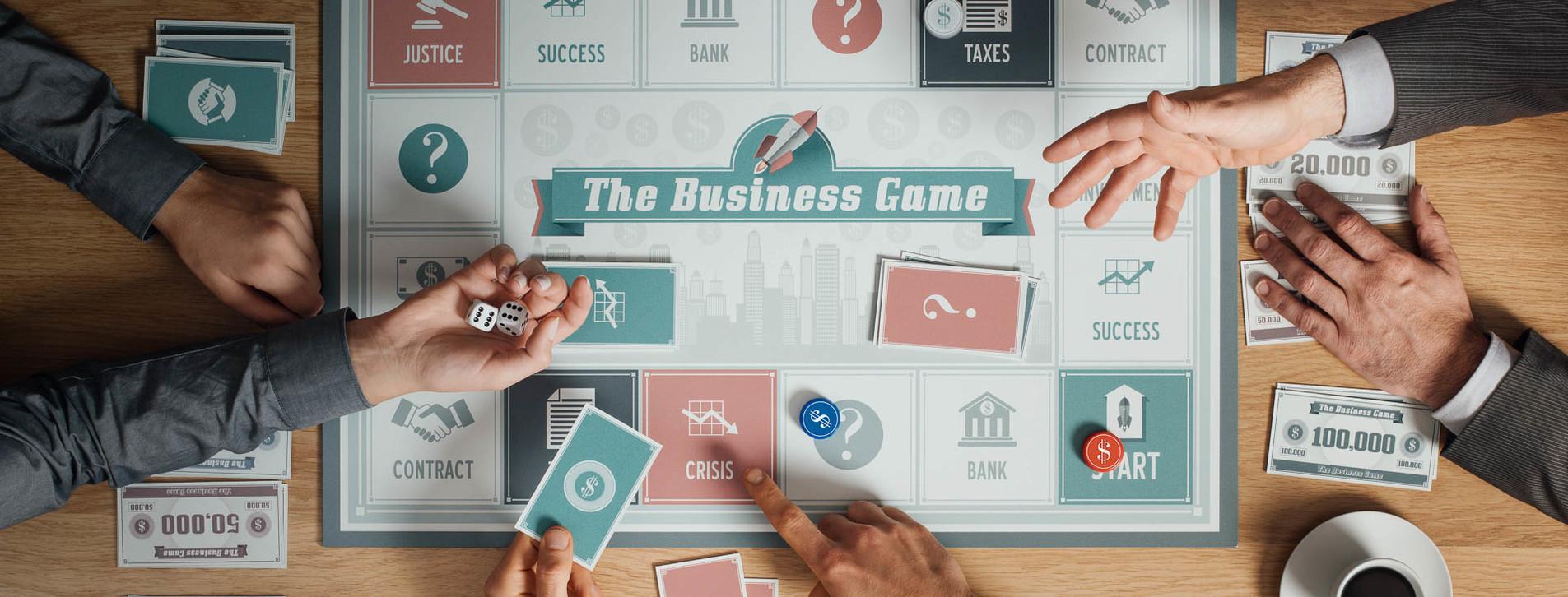Фото 1 - Вечер финансовых игр для компании