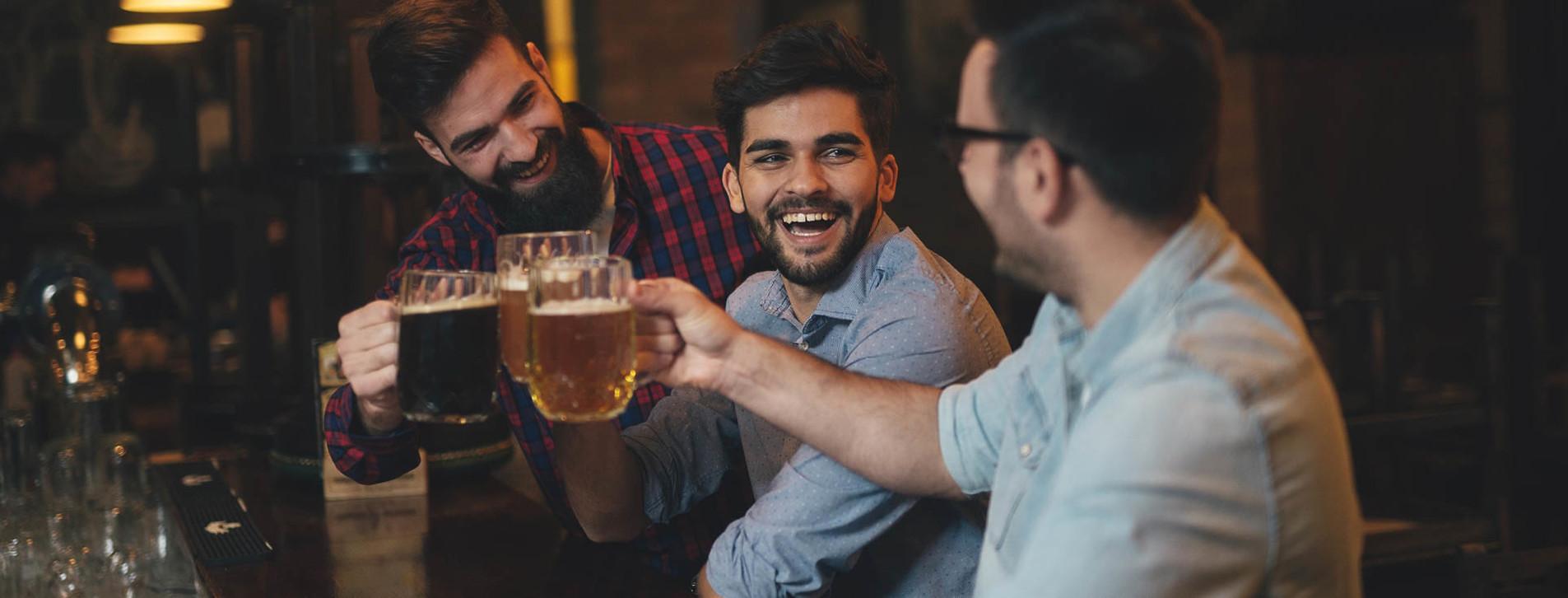 Фото - Дегустация крафтового пива для компании