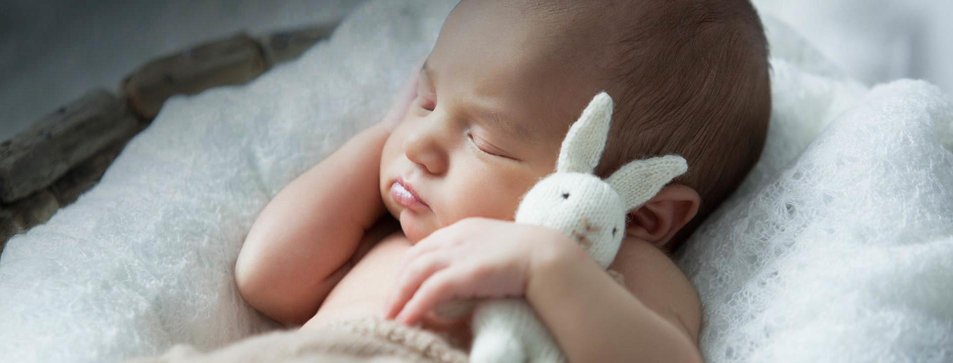 Фото 1 - Фотосессия новорожденных