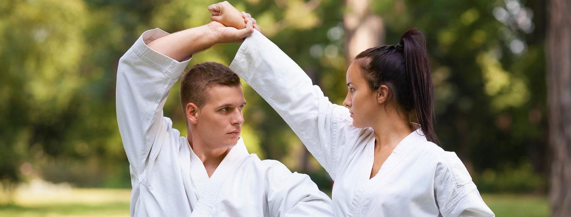 Фото 1 - Мастер-класс по дзюдо для двоих
