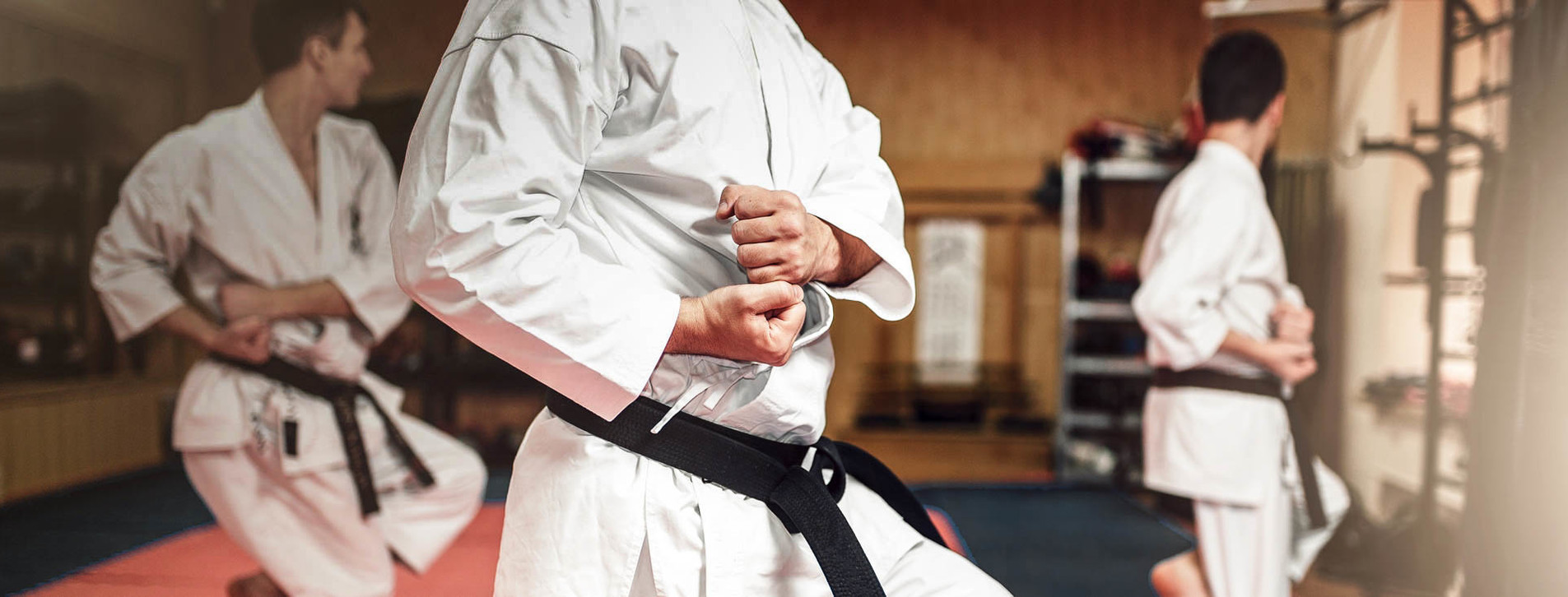 Фото 1 - Курс тренировок по дзюдо