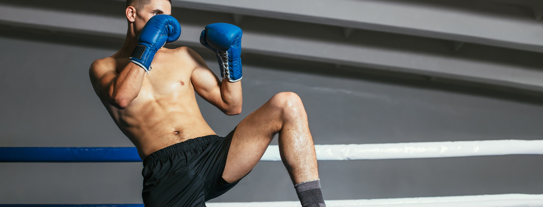 Фото 1 - Мастер-класс тайского бокса